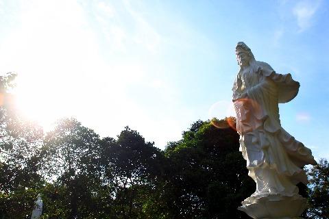 观音菩萨 -  Thien An Pagoda,Quang Ngai