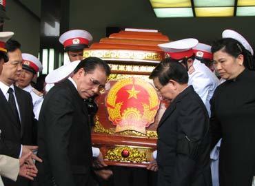 Kết quả hình ảnh cho Đám tang Võ Văn Kiệt
