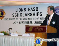 Học bổng MBA tại trường EASB, Singapore