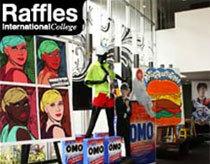 Triển lãm ngành truyền thông tại Raffles TP HCM