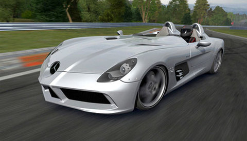 Mercedes SLR Stirling Moss 2010