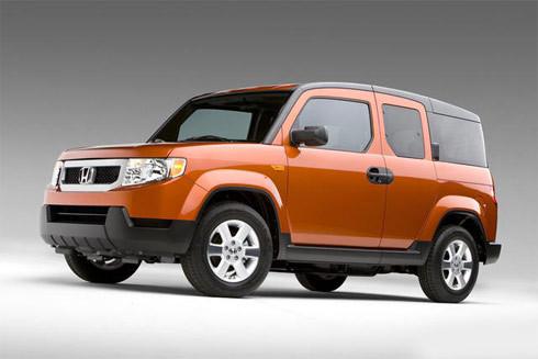 Honda Element EX 2010