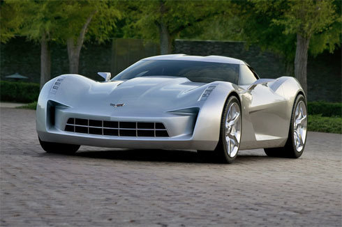 Chevrolet Corvette Stingray concept 2009