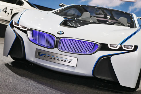 BMW Vision EfficientDynamics 2009