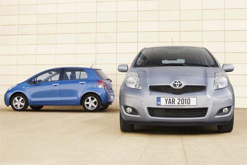 Toyota Yaris thế hệ mới thay đổi không đáng kể.
