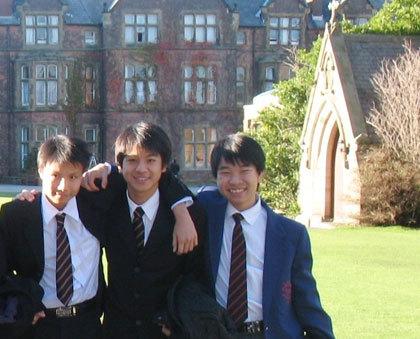 Học bổng trường nội trú Rossall năm 2010