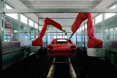 Nhà máy lắp ráp Ferrari