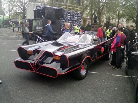 Xe lạ ở Gumball 3000