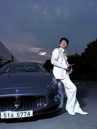 Ryu Shi Won và GranTurismo S