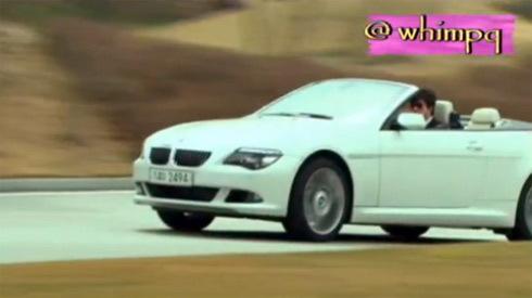 Kwon Sang Woo và BMW serie 6