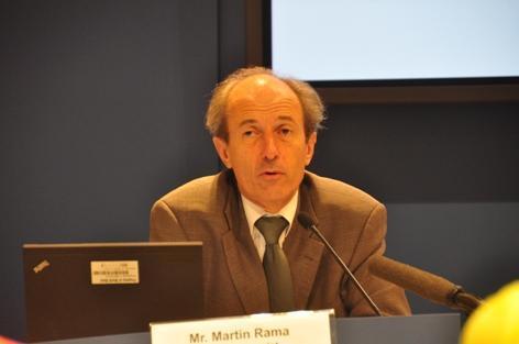 Martin Rama
