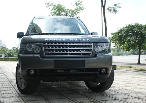 Land Rover Range Rover Vogue tại Hà Nội.