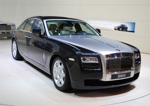 Rolls Royce Ghost