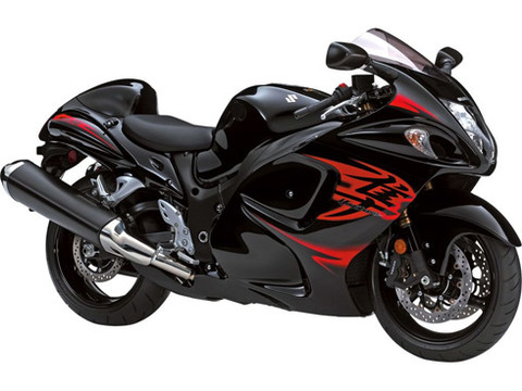 suzuki tiết lộ các mẫu xe môtô đời 2011 - 5