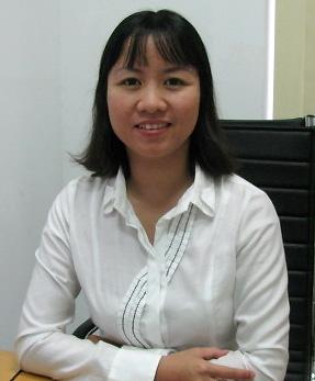 Bà Nguyễn Thị Hồng Nhung.