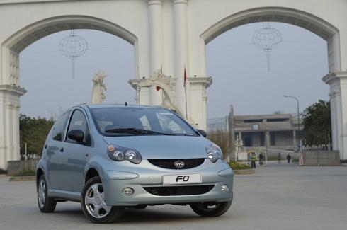 BYD F0 có chất lượng ban đầu tốt nhất trong các dòng xe Trung Quốc tại Việt Nam. Nhưng độ bền phải có thời gian kiểm chứng.