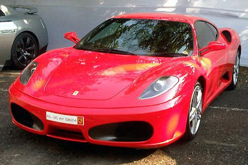 Còn đây là Ferrari F430,