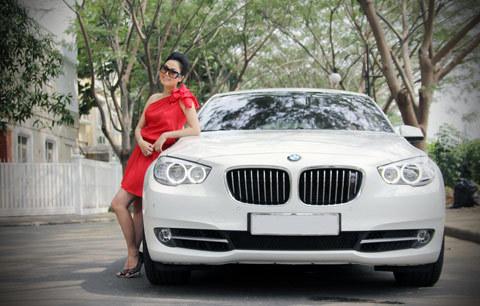 BMW GT535i