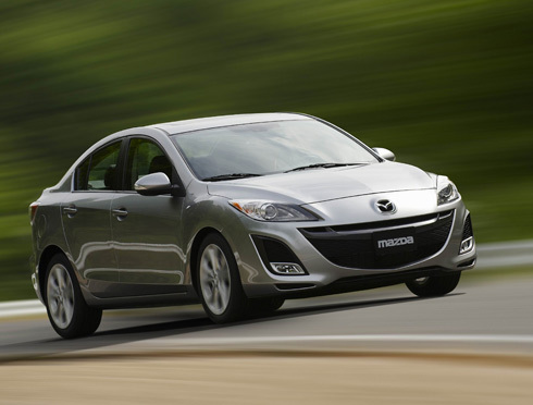 Vinamazda bắt đầu phân phối Mazda3 sedan.