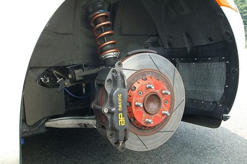 Cơ cấu phanh đĩa dùng trên ô tô