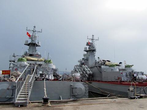 Tàu hải quân Việt Nam HQ