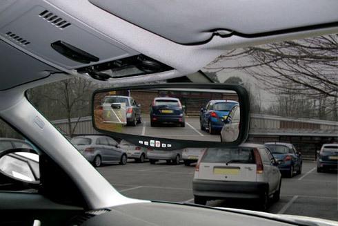 Gương chiếu hậu trong Yada Bluetooth