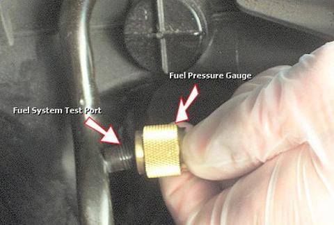 Cổng lắp đồng hồ kiểm tra áp suất