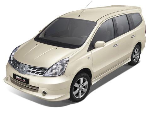 Nissan Grand Livivna