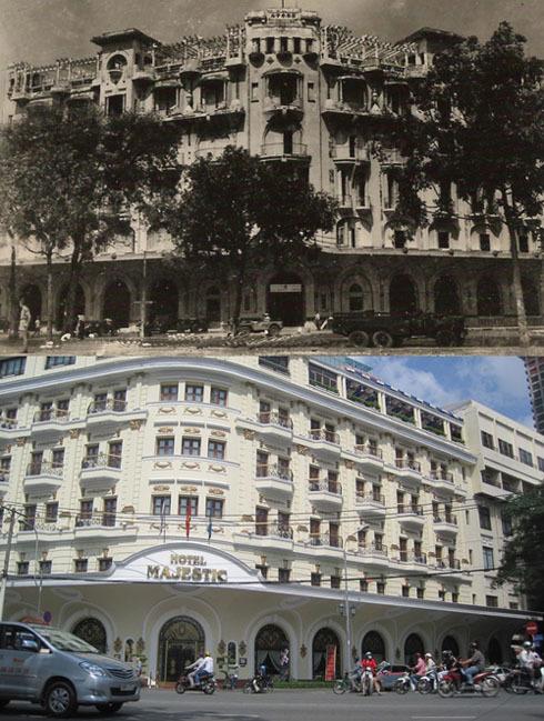 Sài Gòn và những vẻ đẹp đi cùng năm tháng