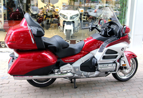 Honda Gold Wing 2012