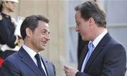 Nguyên thủ Anh, Pháp tới Libya