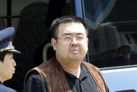 Con trai cả Kim Jong-nam của Chủ tịch Kim. Ảnh: Rawstory