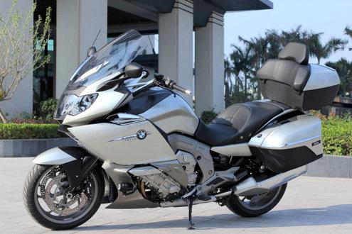BMW K1600 GTL 2012 xuất hiện tại Hà Nội.