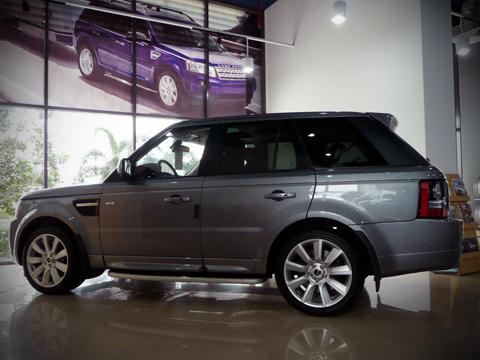 Range Rover Sport Superchanged 2012
