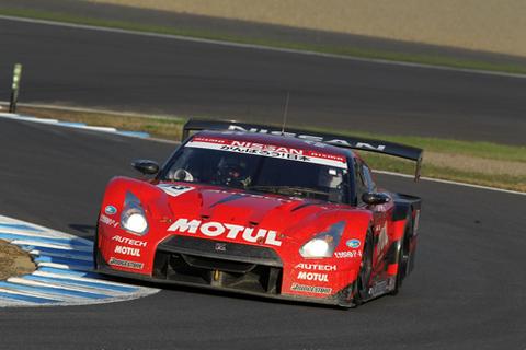 Nissan Motul Autech GT R 2