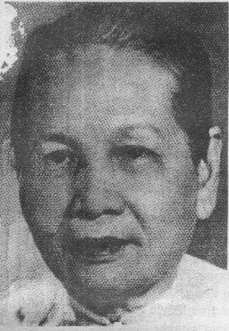 Vua Thành Thái còn có thứ phi nổi tiếng về nhan sắc là bà Nguyễn Thị Định.
