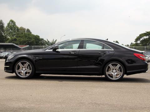Mercedes CLS63AMG