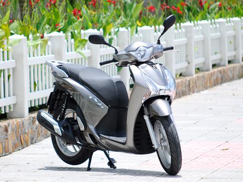 Honda SH mới.