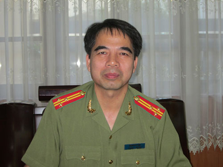 Thượng tá Diên