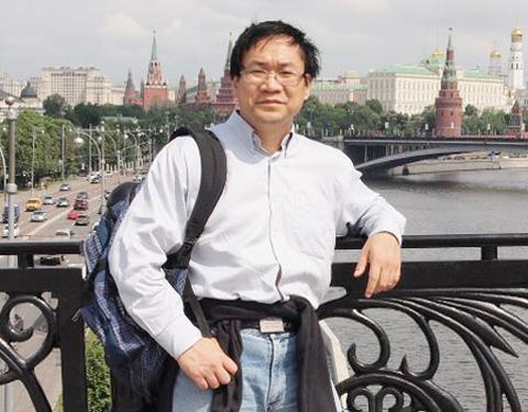 GS Nguyễn Tiến Dũng - người từng giành Huy chương Vàng Olympic Toán học quốc tế năm 1985 khi mới hơn 14 tuổi