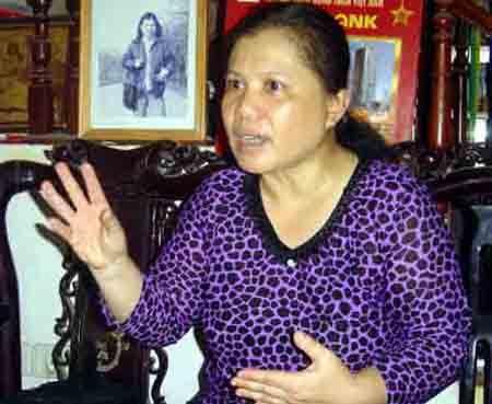 Tiến sĩ Nguyễn Ánh Hồng. Ảnh: Kienthuc.