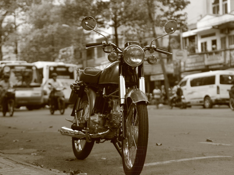 Honda Benly 50S