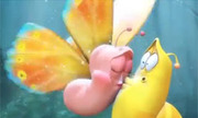 Hoạt hình Larva: Tình yêu sâu bướm