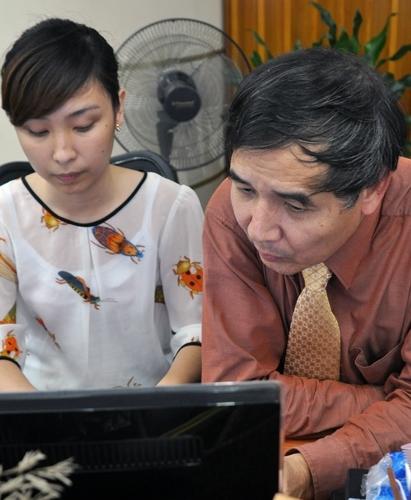 Tiến sĩ Nguyễn Trường Tùng.