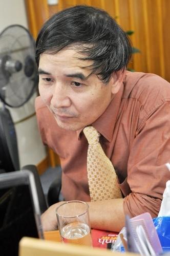 Tiến sĩ Lê Trường Tùng.