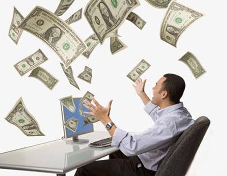 Nếu bạn tài giỏi, chăm chỉ làm việc thì lương của bạn sẽ cao và ngược lại. Ảnh minh hoa