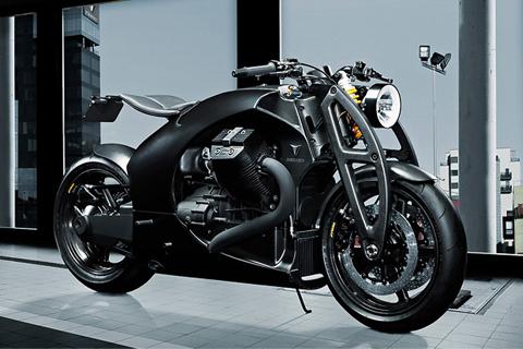 siêu môtô renard gt sợi carbon giá 100000usd - 1