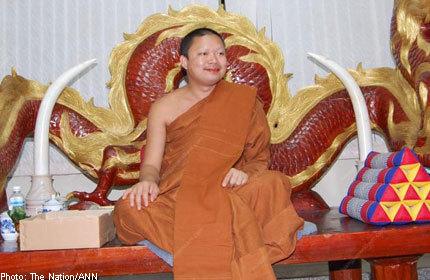[Caption] ông Luang Pu Nenkham