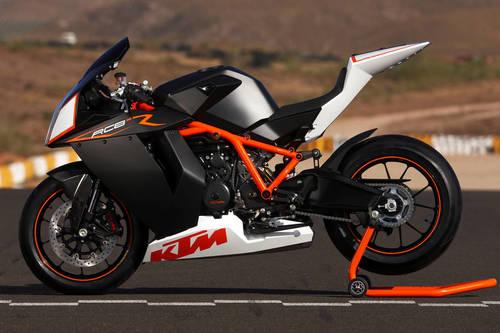 KTM chuẩn bị ra mắt sportbike 250 mới
