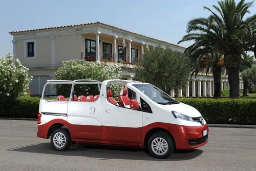 nissan evalia c convertible - mui trần 7 chỗ - 1